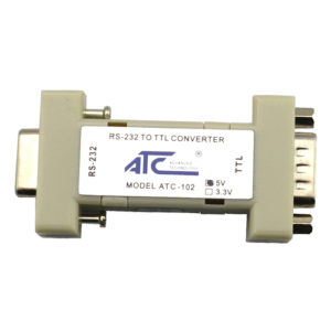 ATC-102A RS-232 To TTL Converter(5.0V)-0
