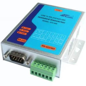 ATC-850 High Speed Isolated USB to RS-232/422/485 Converter-0