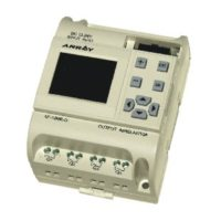 AF-10MR-D Smart relay, 6 αναλογικές είσοδοι/4 έξοδοι ρελέ Ν.Ο. -0