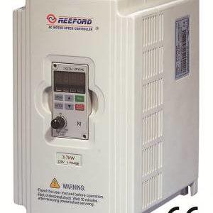 B550-2002 VVVF INVERTER 220Vac INPUT/ 3X220Vac OUTPUT 2HP, 1,5KW-0