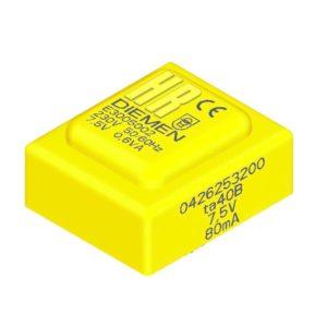 E3005006 Πακτωμένος Μετασχηματιστής 0,6VA 12V -0