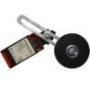 Διακόπτης τερματικός με ρυθμιζόμενο ύψος και ρόδα, R=50mm-570