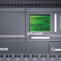 SR-22MRAC PLC 14 ψηφιακών εισόδων AC 230 Vac / 8 εξόδων relay NO-0