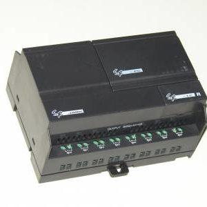 SR-22MRDC PLC 14 ψηφιακών εισόδων DC 12-24 Vdc/8 εξόδων relay NO-0