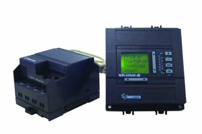 SR-HMI-B Αποσπώμενη LCD οθόνη της σειράς SR-0