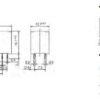 FTR-K1CK012W-MA-RG Relay 1 μεταγωγικής επαφής 12 V 10A-167