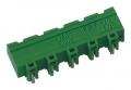 PV03-7,62-H-P-GY Οριζόντια κλέμα πλακέτας 3 πόλων ύψους 8,50mm-0