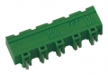 PV05-7,62-H-P-GY Οριζόντια κλέμα πλακέτας 5 πόλων ύψους 8,50mm-0