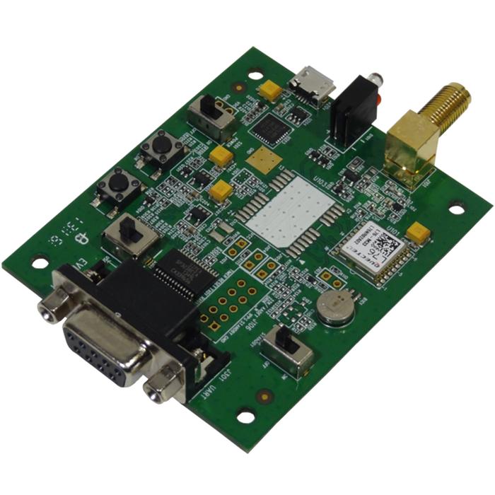 GPS L76 Evaluation Board KIT 00