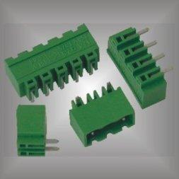 PV09-5.08-H-P Οριζόντια κλέμα πλακέτας 9 πόλων ύψους 8,50mm-0