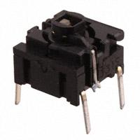 Switches through hole σειρά 5G με μπλέ Led 3.5N-0