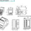 TC-PRO482CRD Ψηφιακός Μετρητής Παλμών, 12-24V-587