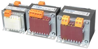 Μετασχηματιστής 300VA Vin:230V Vout:230V-0