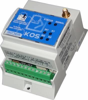 Τηλεχειρισμός GSM KOS-0